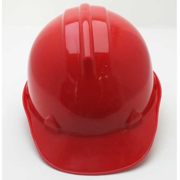 Trovaq Safety Helmet Red