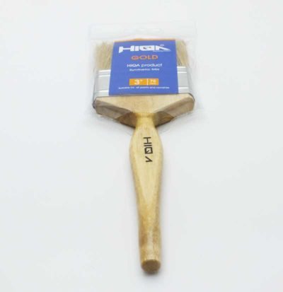 Hiqa Gold Brush 3 inch