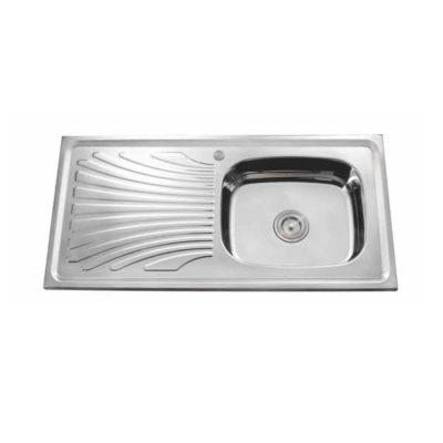 KITCHEN SINK 100% STAINLESS STEELYTS10050C